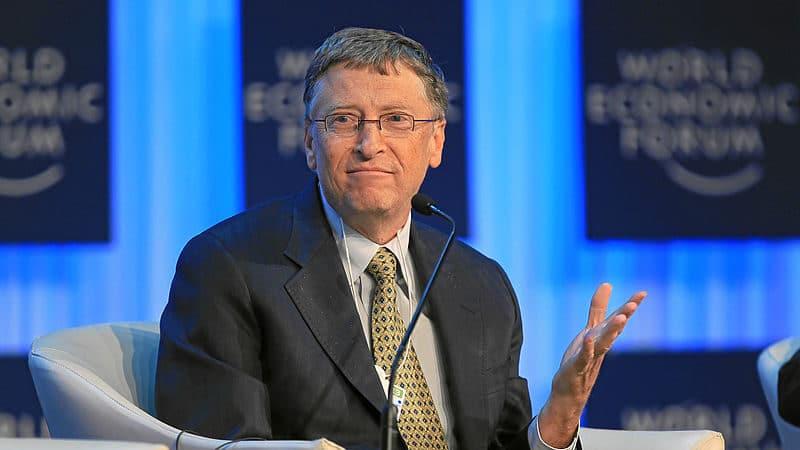 Bill Gates (kép: Wikipédia)