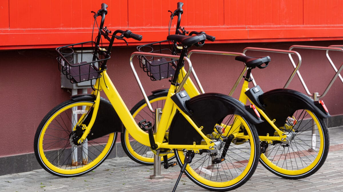 Ma már elektromos kerékpár is kölcsönözhető (fotó: Freepik)