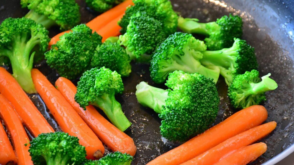 zöldségek az egészség megőrzéséért (Fotó: Pixabay)