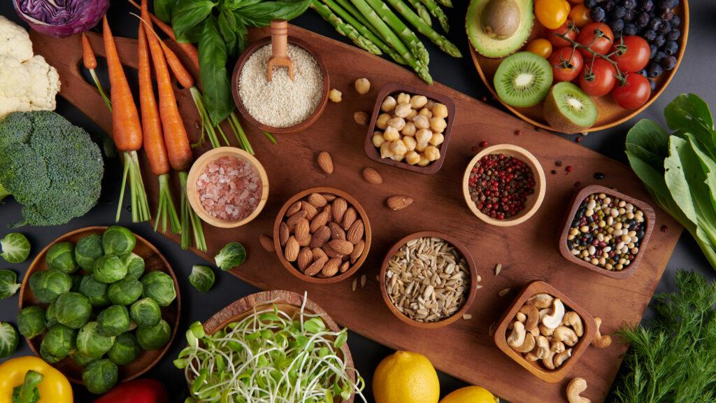 Egészség az asztalon (Fotó: Freepik)